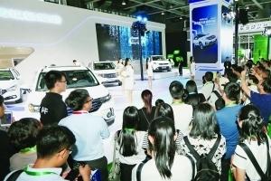 廣州新能源智能車展落幕 6萬觀眾入場再掀新能源智能熱潮