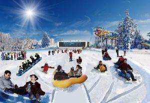 未來我國冰雪旅遊有望超過3億人次