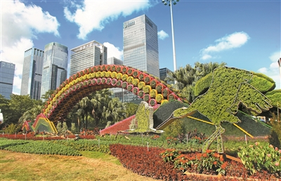 第19屆國際植物學大會在深圳開幕