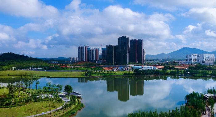 """第五屆""""中新知識論壇""""舉辦在即 廣州知識城用何""""新顏""""來自信迎接?"""