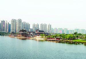 惠州發布金山湖片區概念性城市設計與控制性詳細規劃