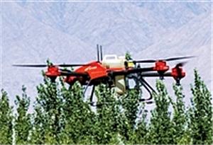 廣州造無人機在新疆飛出一片天