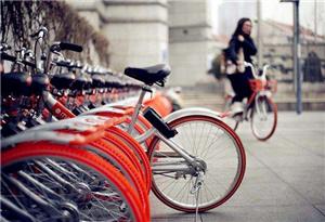 共享單車成深圳第二大交通方式