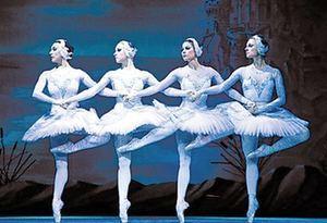 《天鵝湖》廣州又起舞