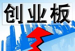 20日創業板指漲1.41%