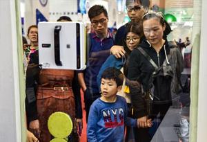 """科技創新迎來""""中國時間""""——來自高交會的前沿觀察"""