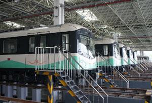 廣州地鐵九號線年底開通試運營