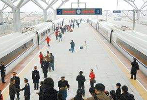 廣鐵28日起增開客列33.5對