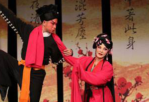 李仙花表演藝術研討會在廣州召開