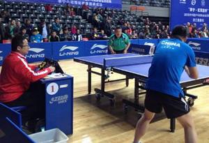 全國業余乒乓球錦標賽總決賽:廣東、湖南隊分獲男女團體冠軍