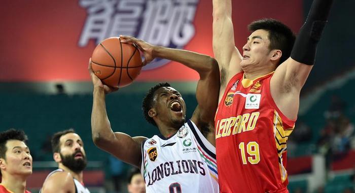 CBA常規賽:廣州不敵深圳