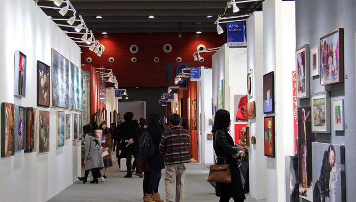 廣州藝博會:讓藝術花香持久彌漫花城