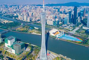 衝上雲霄!這樣的廣州塔頂風光你見過嗎?