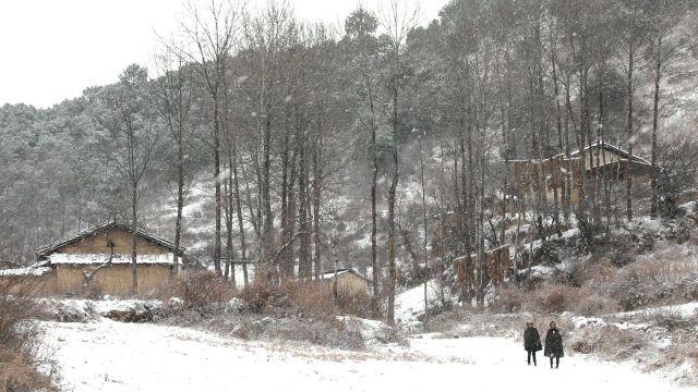 大涼山扶貧日記:風雪中的等待