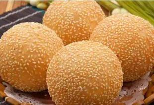 """廣東話百科:煎堆(有一種春節的傳統美食叫""""煎堆"""")"""