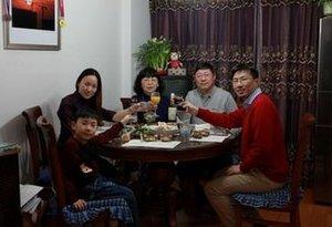 """一个""""深港家庭""""的春节假期"""