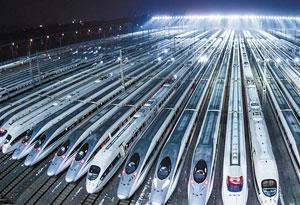 高铁出行常态化假期不浪费 90后7天走遍北上广深