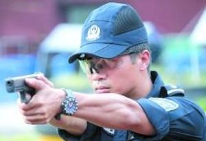 第二屆世界警察手槍射擊比賽11月在廣東舉行
