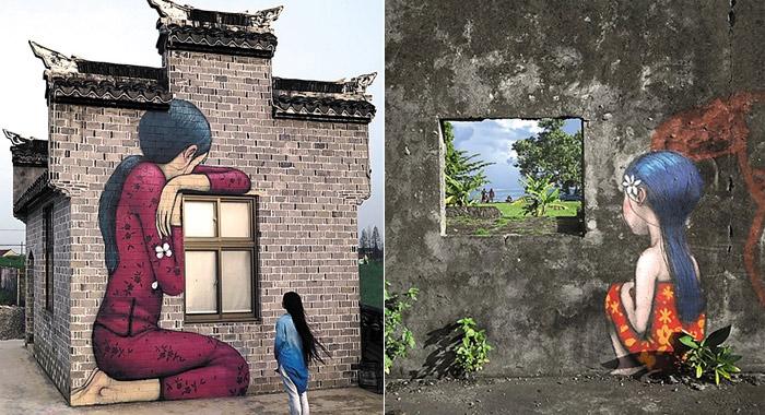 現代壁畫新視角