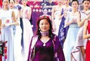 鄧兆萍:用時尚為廣州之美加分添彩
