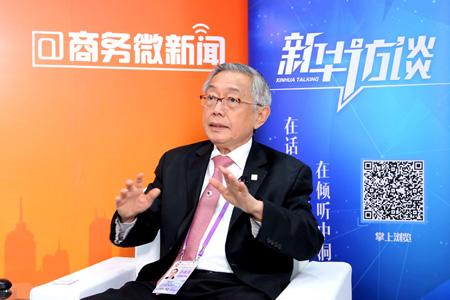 林文光:廣交會的機遇印尼企業不容錯過
