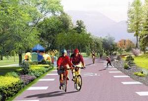 廣州生態廊道建設 四區實施方案完成