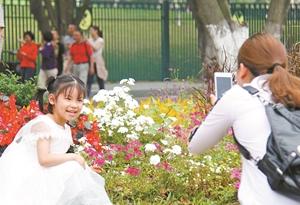 東莞新開12個專類園 植物園周末遊客翻倍