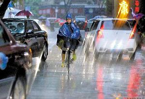 今明广东西南部 仍有大雨局部暴雨