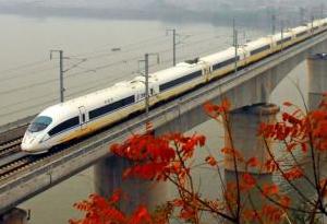 受強降雨影響 京廣高鐵北上方向部分列車晚點