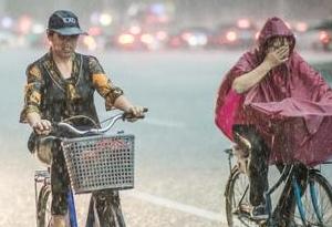 多地暴雨宣告廣東入汛 粵東出現旱澇急轉