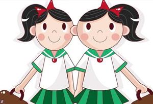 """廣州:多胞胎幼兒可""""一號派位,同園錄取"""""""