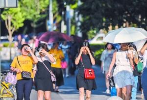 未来3天广东雷雨天气增多 后天粤北及珠三角有中雷雨
