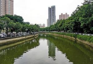 """廣州對152條黑臭河涌整治繼續""""加碼"""""""