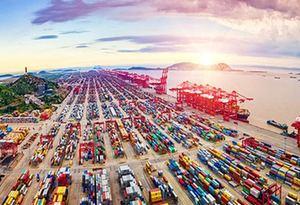 上半年廣東外貿總值3.24萬億元,增長2.7%