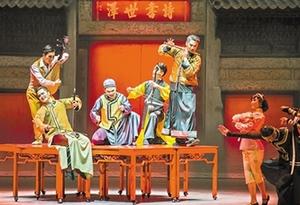 大型原创民族舞剧《醒·狮》彰显广州文化底蕴和原创智慧