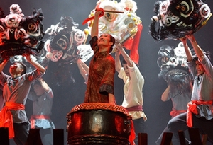 大型民族舞剧《醒·狮》9月底广州首演