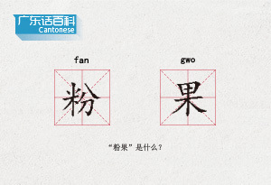 """广东话百科:粉果(""""粉果""""是什么?)"""