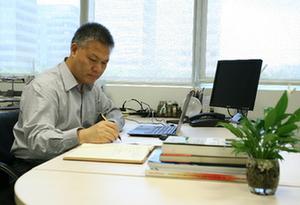 京信通信卜斌龍:技術引領進步 創新驅動發展