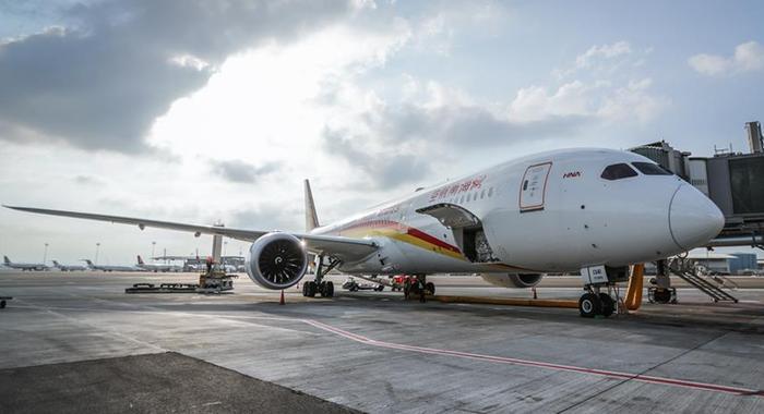 海航開通廣州至特拉維夫直飛航線