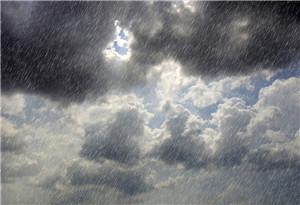 今起三天广东省多阵性雷雨天气