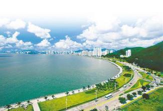 中建四局在珠海横琴打造标准化施工样板项目