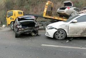 广东通报三起典型道路交通事故调查处理情况 60人被追责