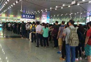 前七月深圳口岸出入境1.44億人次