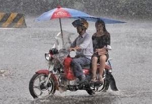 注意!未來三天廣東雷雨頻繁 有6—8級短時大風