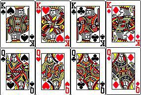 科普趣聞:撲克牌中包含著許多數字的秘密