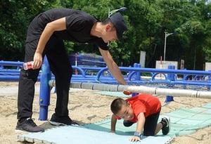 """""""走近廣州特警""""警營體驗活動在穗舉行"""