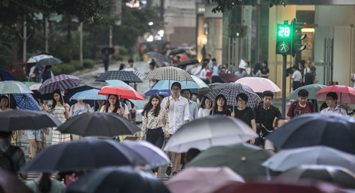 強降雨來襲!廣東未來兩天仍有暴雨