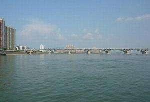 廣東清遠一艘貨船在北江水域翻沉 造成7人遇難