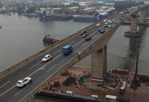 洛溪大橋拓寬工程預計2021年完工
