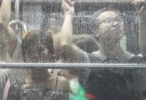 暴雨藍色預警繼續發布:山東廣東等11地有大到暴雨